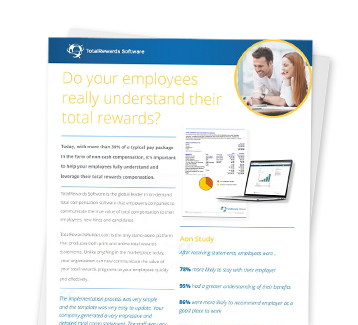 Total Rewards Datasheet